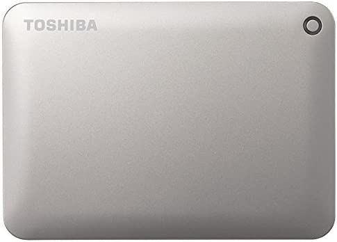 東芝 USB3.0接続 外付けハードディスク 500GB(サテンゴールド)TOSHIBA ポータブルハードディスク CANVIO CONNECT(HD-PEシリーズ) HD-PE50GG