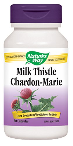 Natures Way Milk Thistle Capsules