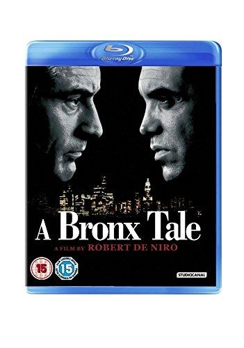 A BRONX TALE BLU RAY Robert De Niro Chazz Palminteri Movie 1993 Film (Bronx Stores)