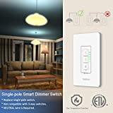 3 Way Smart Dimmer Switch for Dimmable LED