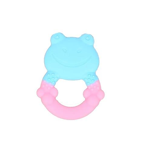 Primeros mordiscos etapa Baby dentición juguetes seguro mordedor ...