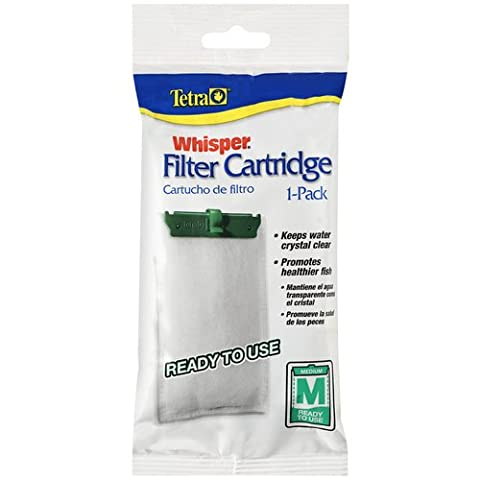 Tetra Whisper Medium Aquarium Filter Cartridge Single Pack
