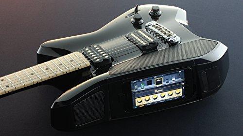 Fusion - Guitarra de arce, iPhone/iPod integrado para guitarra eléctrica con construido en altavoces y amplificador.: Amazon.es: Instrumentos musicales