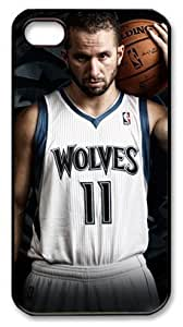THYde LZHCASE Personalized Protective Case for iPhone 5/5s - J.J. Barea, NBA Minnesota Timberwolves #ending