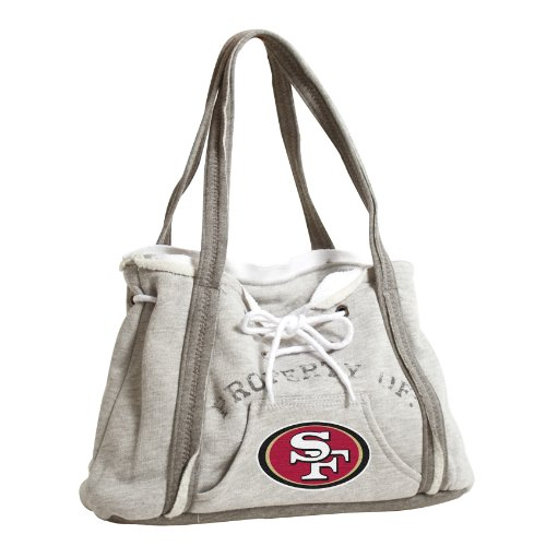 Littlearth NFL San Francisco 49ers Hoodie Purse - San Francisco 49ers Womens Apparel