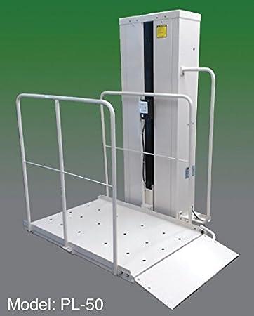 Amazon.com: Electropedic Wheelchair Elevator Vertical ... on home elevator door, home elevator steps, home elevator lights, home elevator winch, home elevator garage, home elevator lift, home elevator shaft, home elevator rail,
