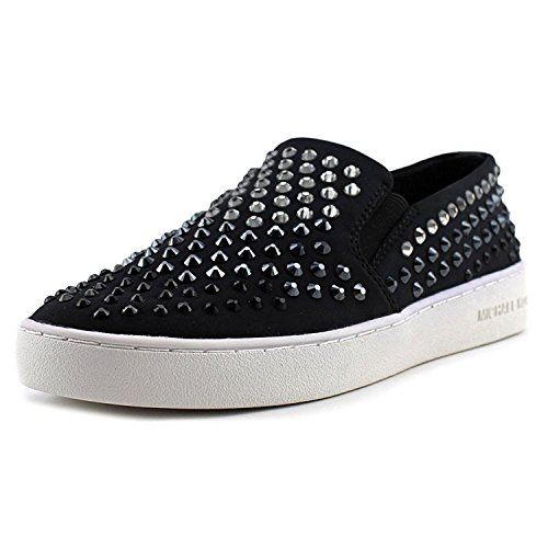 cdf2e5c949ca8 Michael Kors Womens Keaton Embellished Low Top Slip On Fashi