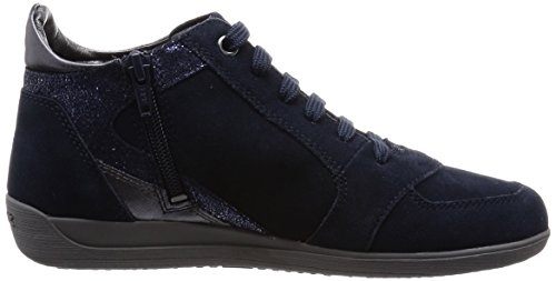 c4002navy B Donna Blu Sneaker D Myria Geox blau fwq6Spa