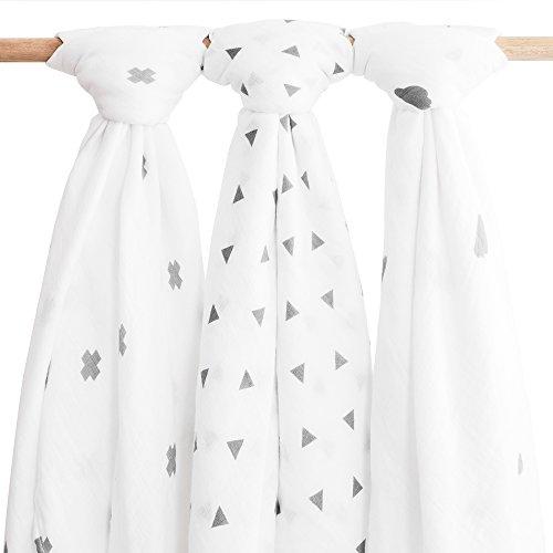 Cuggles Organic Cotton Swaddle Blanket product image