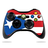 Protective Vinyl Skin Decal Cover for Microsoft Xbox 360 Controller wrap sticker skins Puerto Rican Flag Review