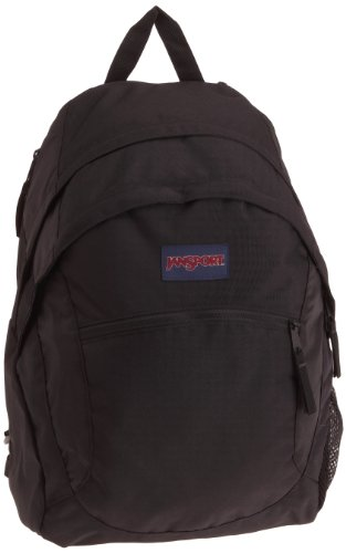 Amazon.com : JanSport Wasabi Backpack (Black) : Basic Multipurpose ...