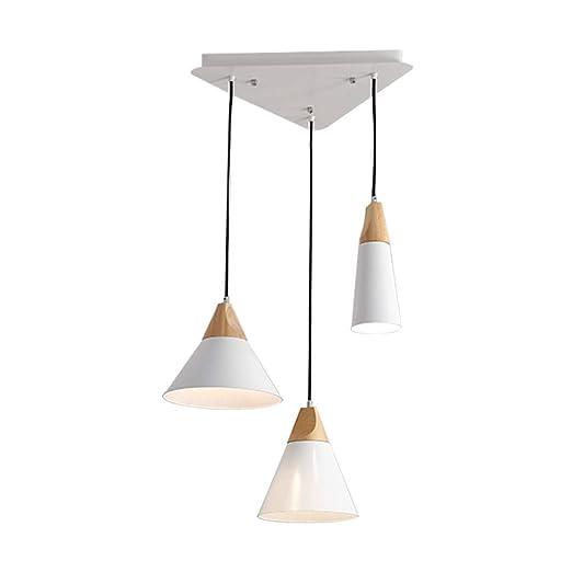 Amazon.com: GlanzLight GL-62776-W - Lámpara de techo para ...