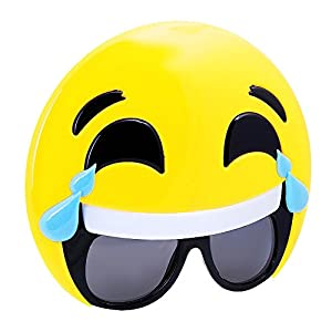 Emoticon Tears Sunglasses