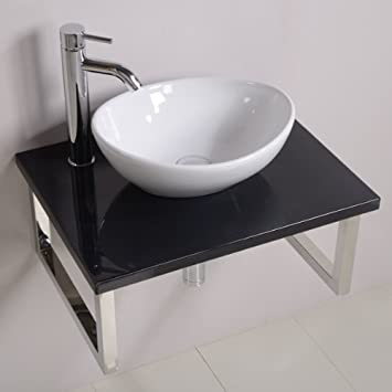 lavabo plan de travail great comment encastrer un vier en inox dans un plan de travail en bois. Black Bedroom Furniture Sets. Home Design Ideas