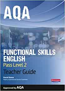 Level 2 functional skills english book