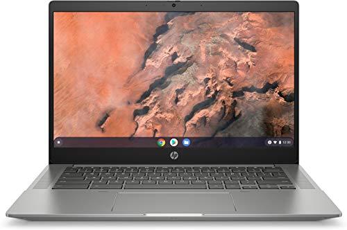 HP Chromebook 14b-na0005sa 14″ 1920 x 1080 pixels AMD Athlon Silver 4 GB 64 GB eMMC Chrome OS