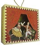 Marshall Fields Ballet Shadowbox Christmas Ornament