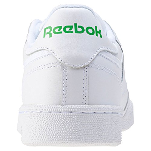 Baskets Blanc Green Reebok Homme Club Int Basses White 000 C85 ZSwXEnxq1H