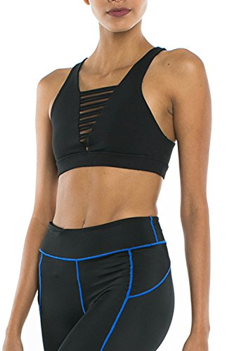 925 Fit No Strings Attached Sports Bra (Small) by 925 Fit