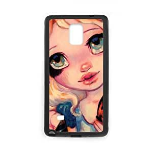 Samsung Galaxy Note 4 Cell Phone Case Black_The Talking Flowers Bwnnq
