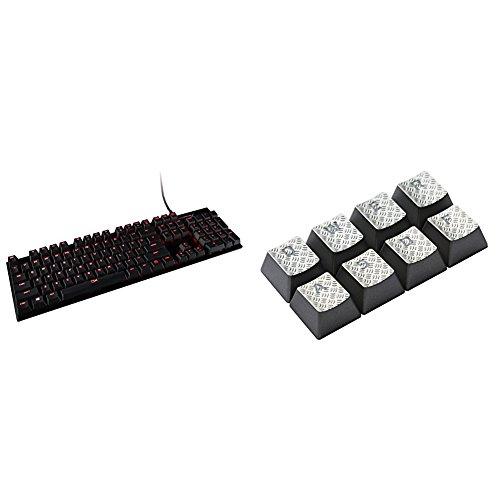 HyperX Alloy FPS Mechanical Gaming Keyboard, Cherry MX Brown