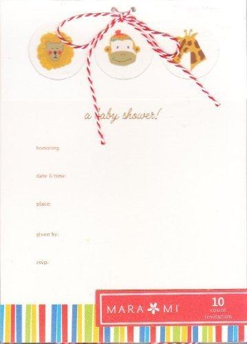 Baby Shower Invitations by mara mi (Mara Online)