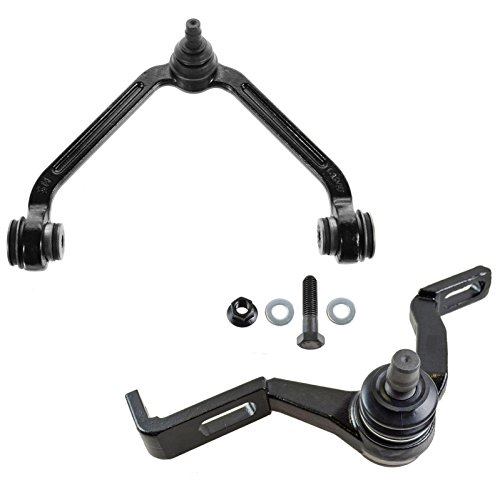 Control Arms Front Upper w/ Ball Joints LH & RH Pair Set for Ford Explorer Ranger Explorer Sport Trac Mazda B4000 Truck B3000 Truck B2500 Truck Mercury Mountaineer (Joints Ball Explorer Ford)