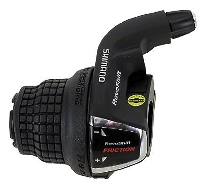 Shimano RevoShift Friction 3 Speed Left Twist Shifter