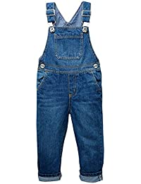 Bib Overalls for Toddler Baby Boys Adjustable Straps Ages 1-5 Ropa para Niños