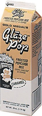 Gold Medal Frosted Caramel Popcorn Glaze Mix 28 (Best Caramel Popcorns)