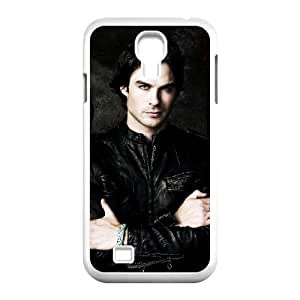 Customized Protective Hard Plastic Case for SamSung Galaxy S4 I9500 - The Vampire Diaries personalized case at CHXTT-C