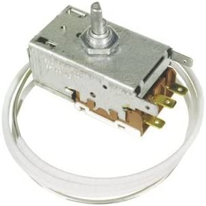 Original Thermostat Kühlschrank mit Rückwandverdampfer RancoK59-L1260 3x6,3mmAMP