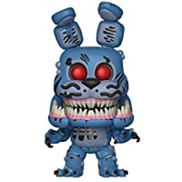 FunKo POP Vinile: Books: Fnaf Twisted Bonnie, Multicolore, 9 cm, 28806