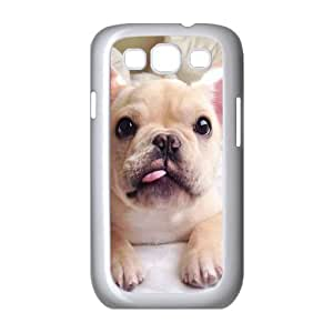 T-TGL(RQ) Samsung Galaxy S3 I9300 Hard Back Cover Case Dog with Hard Shell Protection