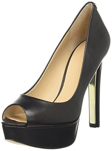 Footwear Black Plataforma Toe Dress Negro Open Mujer Guess para Zapatos con Black qwpdCqPZ