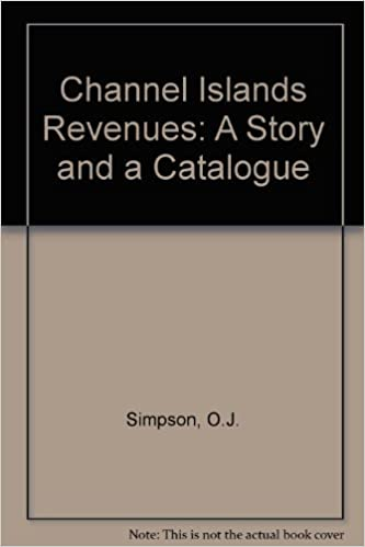 Gratis bøger til mobipocket download Channel Islands Revenues: A Story and a Catalogue 0946806195 by O.J. Simpson på Dansk ePub