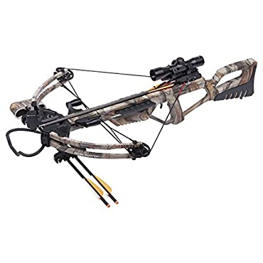 CenterPoint Dusk Hunter 370 Crossbow Package