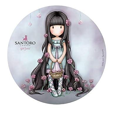 Oblea de Tarta con Diseño Oficial de Gorjuss Santoro 20cm