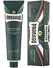 Proraso Green scheerzeep, 150 ml