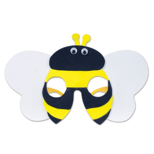 Beistle 60510 Bumblebee Glasses (Bumblee Bee Costume)