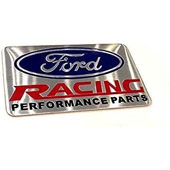 Amazon Com Ford St Racing Performance Parts Logo Emblem Accessories