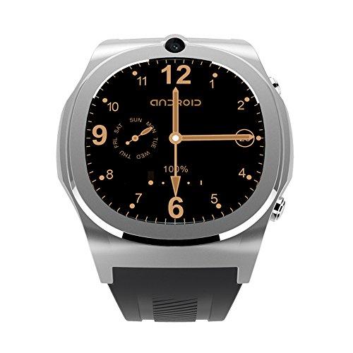 Kariwell Q98 Smart Watch - 1.3G Quad-Core 512MB + 4GB Waterproof Smart Watch WI-FI/Bluetooth/GPS Support/Clock Alarm/Task Reminder (Sedentary Reminder/Drink Water Reminder) Kari-181