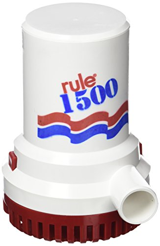Rule 1500 Marine Bilge Non Automatic product image