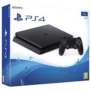 Sony PlayStation 4 1TB Console – Black