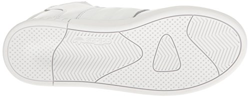 adidas Originals Men's Tubular Invader Strap Fashion Sneaker, White/White/White, 5.5 M US