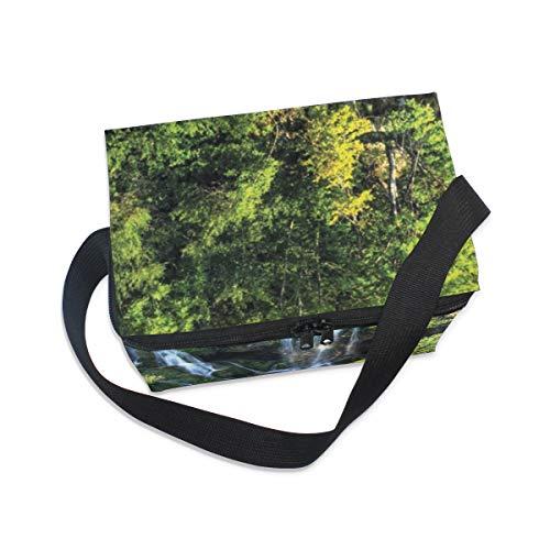 Park de para en Croacia de fiambrera almuerzo National Enfriador correa Picnic Plitvice Bolsa hombro dt8xqTat