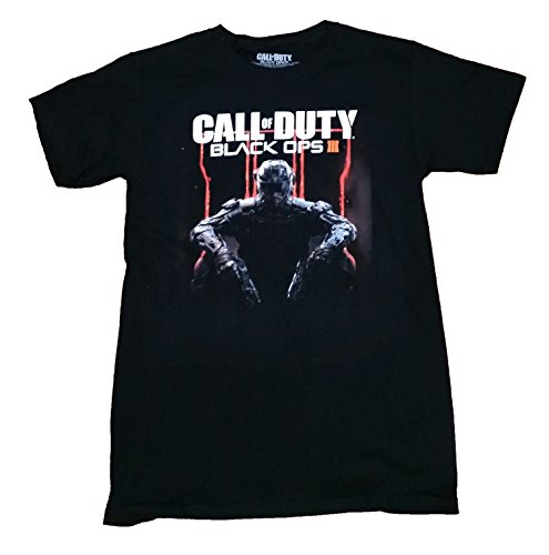 Call of Duty Black Ops III Soldier Licensed Graphic T-Shirt