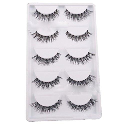 Voberry-Women-Gril-Lady-Big-Sale-5-Pairlot-Crisscross-False-Eyelashes-Lashes-Voluminous-HOT-Eye-Lashes