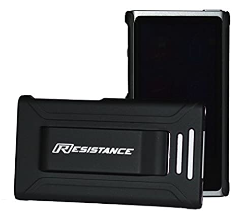 Resistance Shock Absorbing Protective Case with Ergonomic Rubberized Finish and Built-in Belt Clip for iPod Nano 7 (7th Generation), (Ipod Nano Cases With Clip)