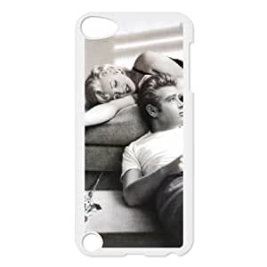 Ipod Touch 5 2D PersonJames Deanzed Phone Back Case with James Dean Image